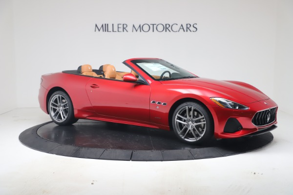 New 2019 Maserati GranTurismo Sport Convertible for sale Sold at Bugatti of Greenwich in Greenwich CT 06830 10