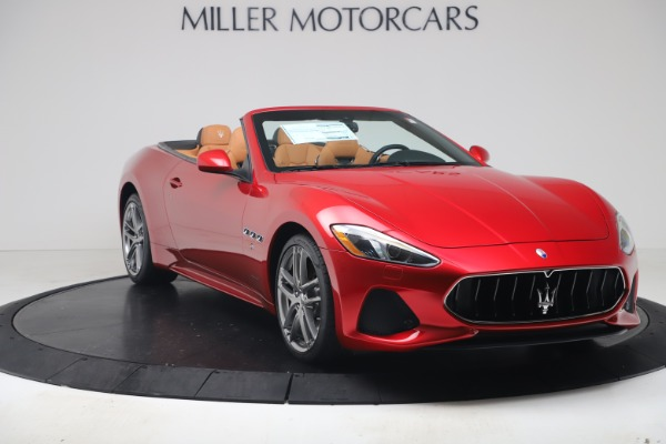 New 2019 Maserati GranTurismo Sport Convertible for sale Sold at Bugatti of Greenwich in Greenwich CT 06830 11