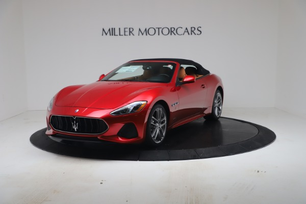 New 2019 Maserati GranTurismo Sport Convertible for sale Sold at Bugatti of Greenwich in Greenwich CT 06830 13