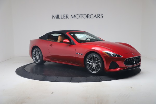 New 2019 Maserati GranTurismo Sport Convertible for sale Sold at Bugatti of Greenwich in Greenwich CT 06830 18