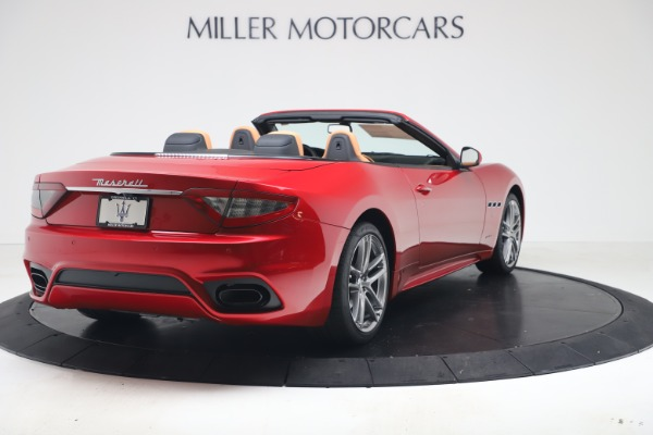 New 2019 Maserati GranTurismo Sport Convertible for sale Sold at Bugatti of Greenwich in Greenwich CT 06830 7