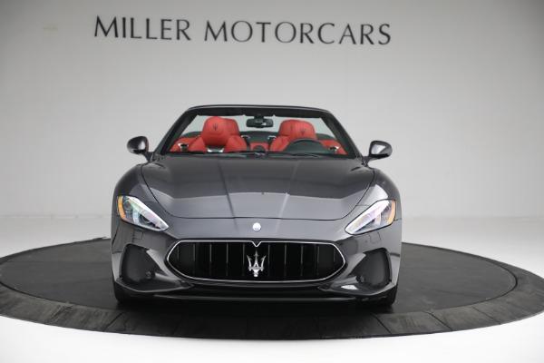 New 2019 Maserati GranTurismo Sport Convertible for sale $165,340 at Bugatti of Greenwich in Greenwich CT 06830 11
