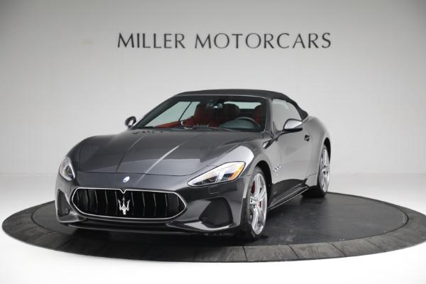 New 2019 Maserati GranTurismo Sport Convertible for sale $165,340 at Bugatti of Greenwich in Greenwich CT 06830 12