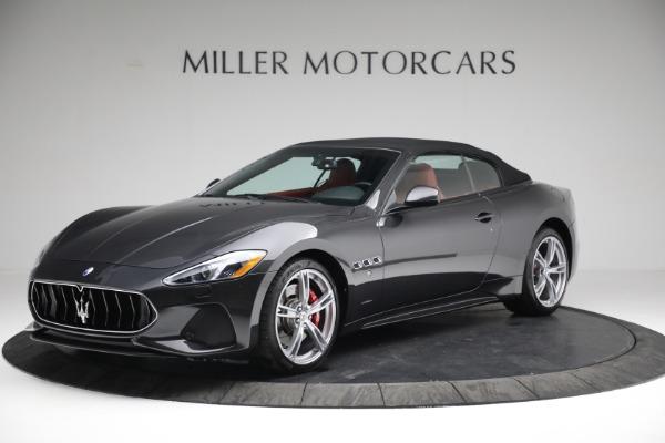 New 2019 Maserati GranTurismo Sport Convertible for sale Sold at Bugatti of Greenwich in Greenwich CT 06830 13