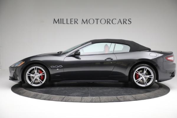 New 2019 Maserati GranTurismo Sport Convertible for sale $165,340 at Bugatti of Greenwich in Greenwich CT 06830 14