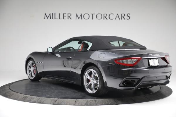 New 2019 Maserati GranTurismo Sport Convertible for sale $165,340 at Bugatti of Greenwich in Greenwich CT 06830 15