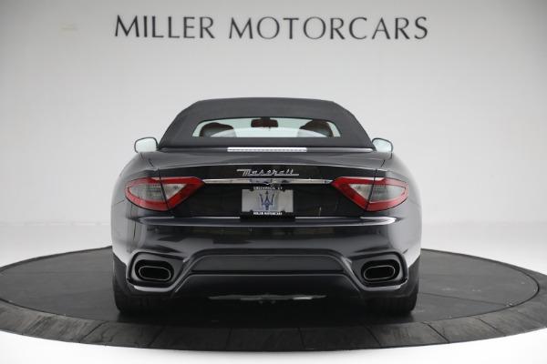 New 2019 Maserati GranTurismo Sport Convertible for sale $165,340 at Bugatti of Greenwich in Greenwich CT 06830 16