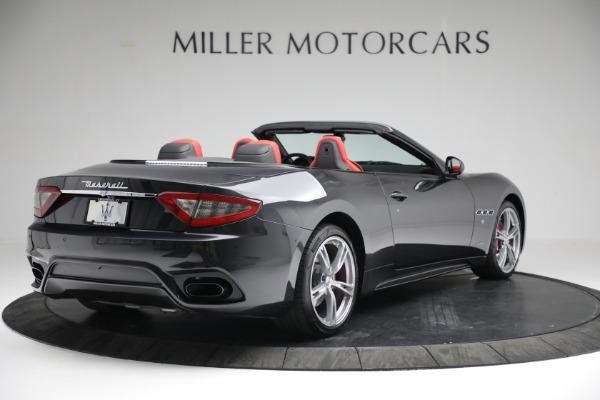 New 2019 Maserati GranTurismo Sport Convertible for sale $165,340 at Bugatti of Greenwich in Greenwich CT 06830 6