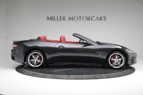 New 2019 Maserati GranTurismo Sport Convertible for sale $165,340 at Bugatti of Greenwich in Greenwich CT 06830 8