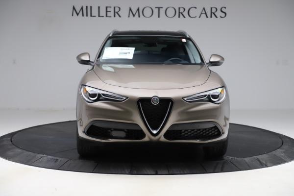 New 2019 Alfa Romeo Stelvio Q4 for sale $46,740 at Bugatti of Greenwich in Greenwich CT 06830 12