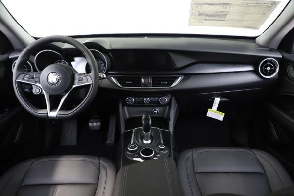 New 2019 Alfa Romeo Stelvio Q4 for sale $46,740 at Bugatti of Greenwich in Greenwich CT 06830 16