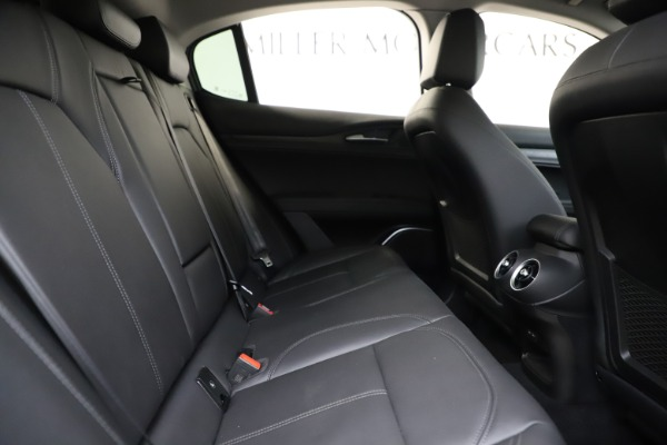 New 2019 Alfa Romeo Stelvio Q4 for sale $46,740 at Bugatti of Greenwich in Greenwich CT 06830 27