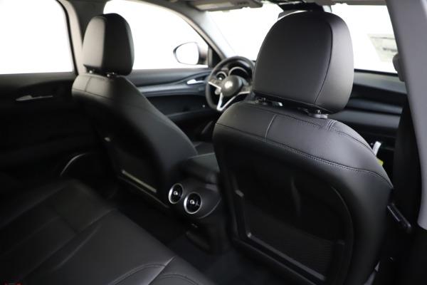 New 2019 Alfa Romeo Stelvio Q4 for sale $46,740 at Bugatti of Greenwich in Greenwich CT 06830 28