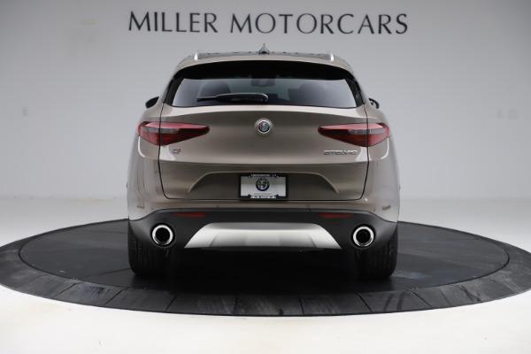 New 2019 Alfa Romeo Stelvio Q4 for sale $46,740 at Bugatti of Greenwich in Greenwich CT 06830 6