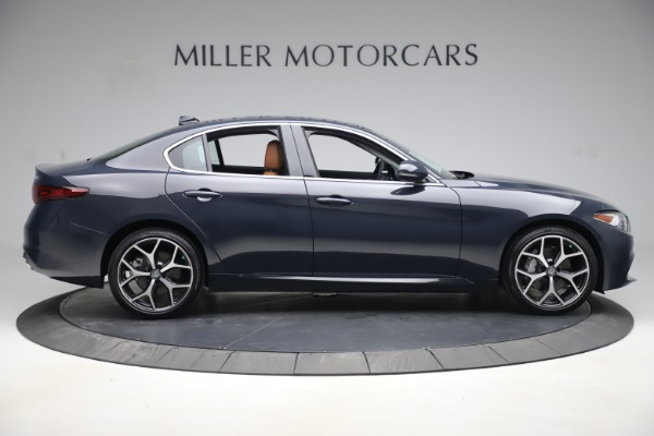 New 2019 Alfa Romeo Giulia Q4 for sale Sold at Bugatti of Greenwich in Greenwich CT 06830 9