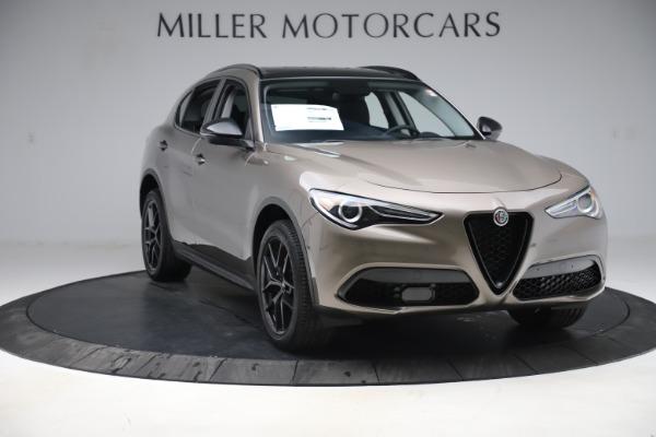 New 2019 Alfa Romeo Stelvio Q4 for sale Sold at Bugatti of Greenwich in Greenwich CT 06830 11