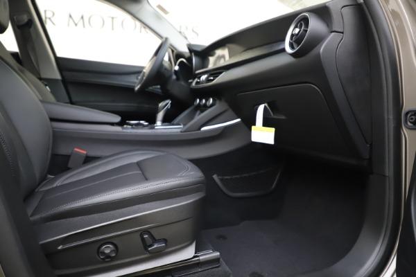 New 2019 Alfa Romeo Stelvio Q4 for sale Sold at Bugatti of Greenwich in Greenwich CT 06830 23