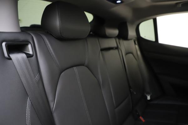 New 2019 Alfa Romeo Stelvio Q4 for sale Sold at Bugatti of Greenwich in Greenwich CT 06830 26
