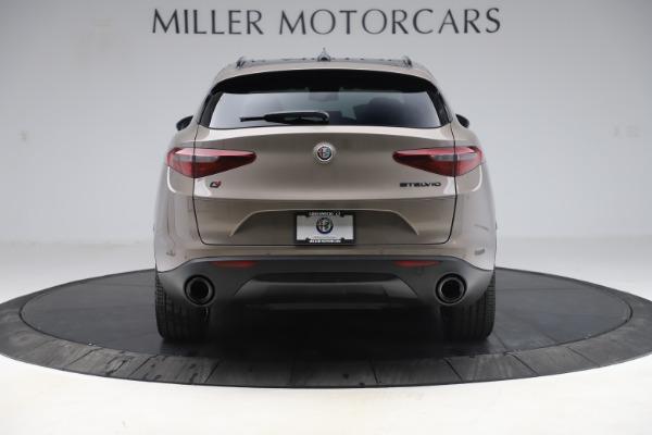 New 2019 Alfa Romeo Stelvio Q4 for sale Sold at Bugatti of Greenwich in Greenwich CT 06830 6