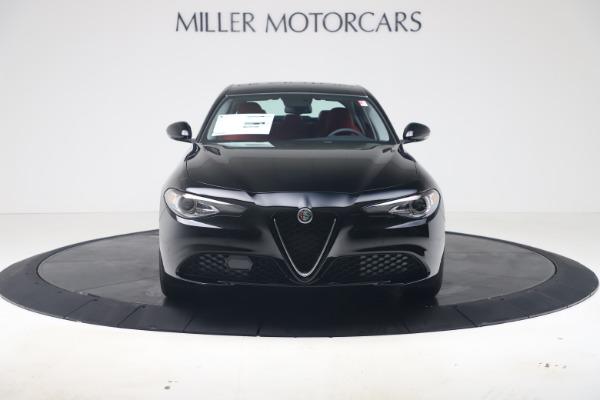 New 2019 Alfa Romeo Giulia Q4 for sale Sold at Bugatti of Greenwich in Greenwich CT 06830 12