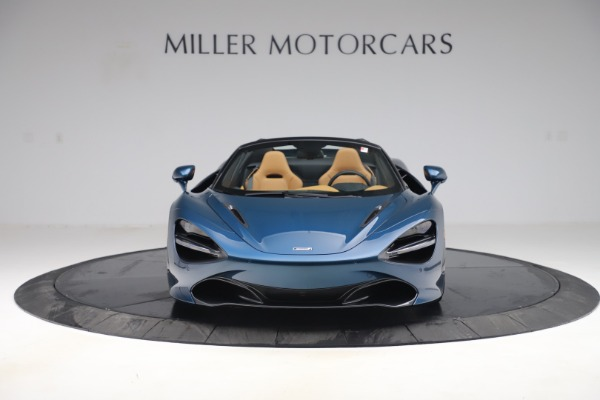 New 2020 McLaren 720S Spider Luxury for sale $380,835 at Bugatti of Greenwich in Greenwich CT 06830 11