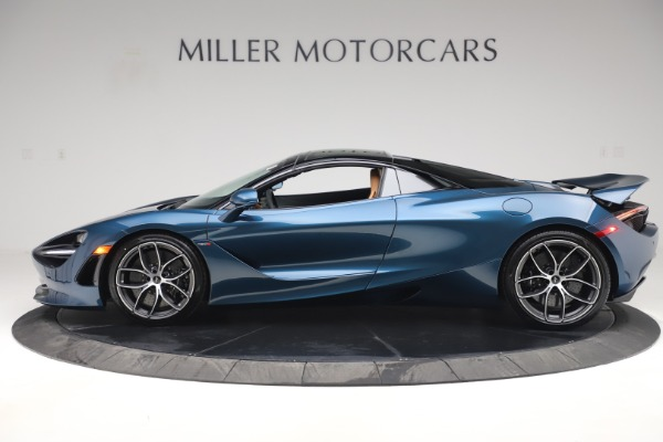 New 2020 McLaren 720S Spider Luxury for sale $380,835 at Bugatti of Greenwich in Greenwich CT 06830 15