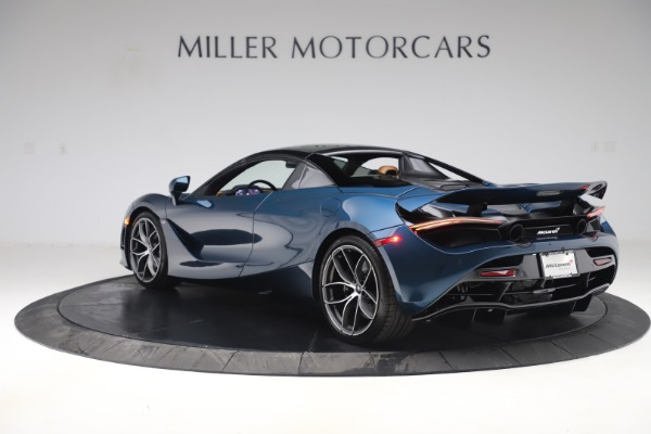 New 2020 McLaren 720S Spider Luxury for sale $380,835 at Bugatti of Greenwich in Greenwich CT 06830 16