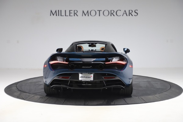 New 2020 McLaren 720S Spider Luxury for sale $380,835 at Bugatti of Greenwich in Greenwich CT 06830 17