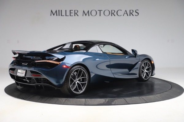 New 2020 McLaren 720S Spider Luxury for sale $380,835 at Bugatti of Greenwich in Greenwich CT 06830 18