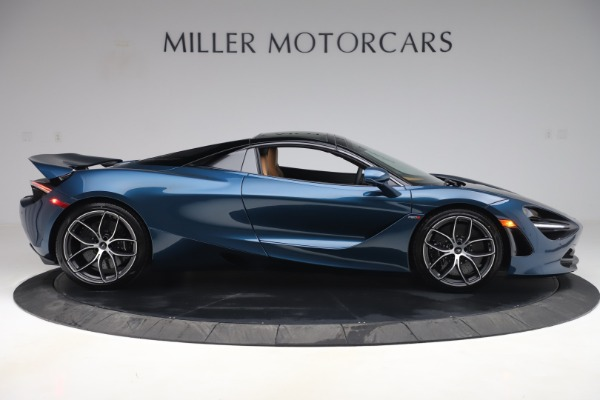 New 2020 McLaren 720S Spider Luxury for sale $380,835 at Bugatti of Greenwich in Greenwich CT 06830 19