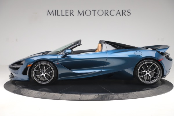 New 2020 McLaren 720S Spider Luxury for sale $380,835 at Bugatti of Greenwich in Greenwich CT 06830 2