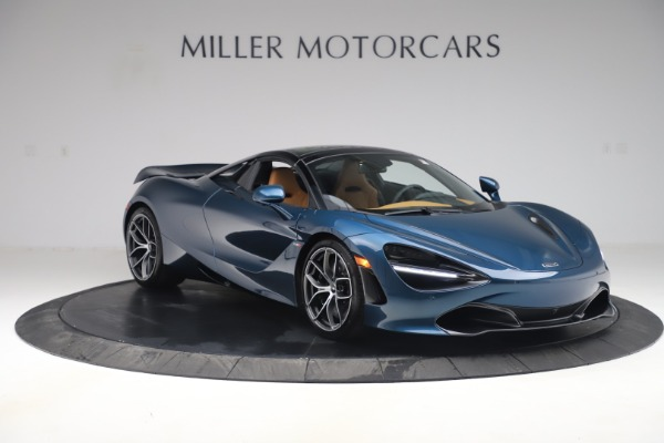 New 2020 McLaren 720S Spider Luxury for sale $380,835 at Bugatti of Greenwich in Greenwich CT 06830 20