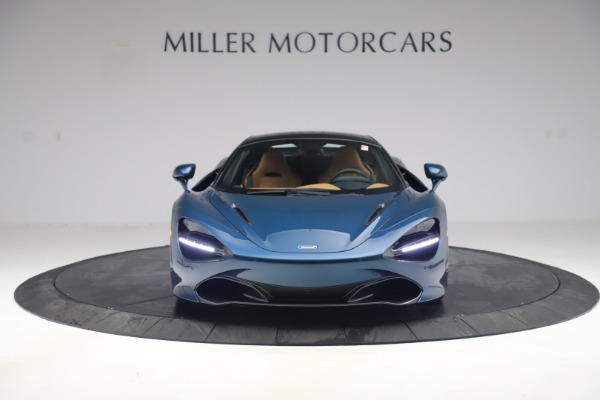 New 2020 McLaren 720S Spider Luxury for sale $380,835 at Bugatti of Greenwich in Greenwich CT 06830 21