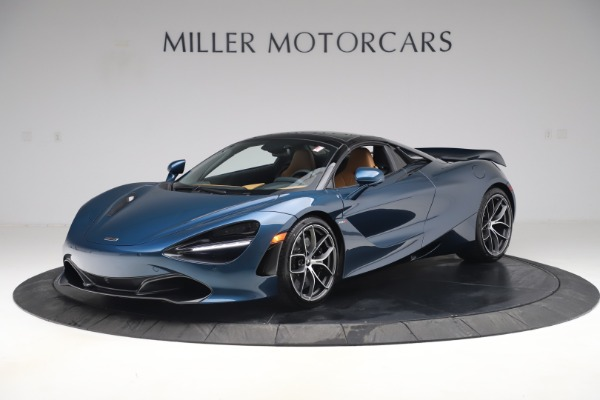 New 2020 McLaren 720S Spider Luxury for sale $380,835 at Bugatti of Greenwich in Greenwich CT 06830 22