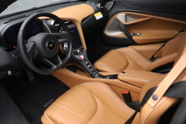 New 2020 McLaren 720S Spider Luxury for sale $380,835 at Bugatti of Greenwich in Greenwich CT 06830 25