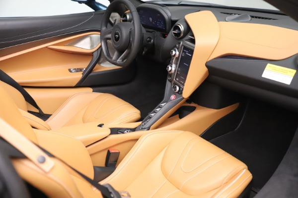 New 2020 McLaren 720S Spider Luxury for sale $380,835 at Bugatti of Greenwich in Greenwich CT 06830 28