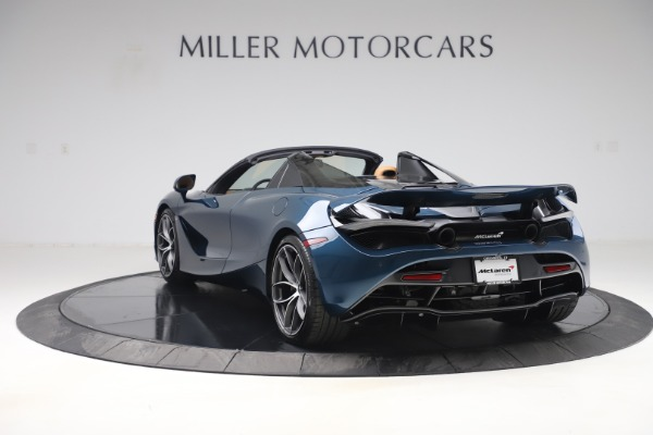 New 2020 McLaren 720S Spider Luxury for sale $380,835 at Bugatti of Greenwich in Greenwich CT 06830 4