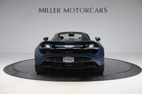 New 2020 McLaren 720S Spider Luxury for sale $380,835 at Bugatti of Greenwich in Greenwich CT 06830 5