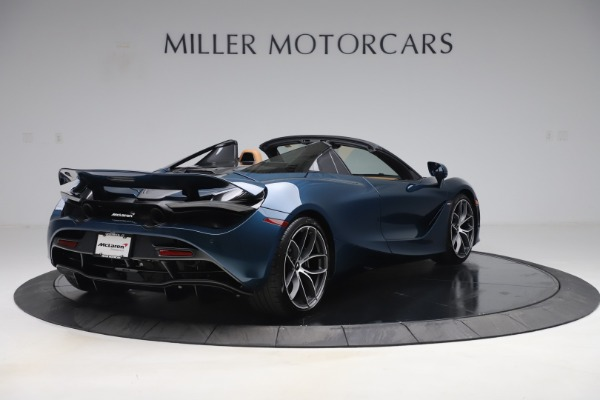 New 2020 McLaren 720S Spider Luxury for sale $380,835 at Bugatti of Greenwich in Greenwich CT 06830 6
