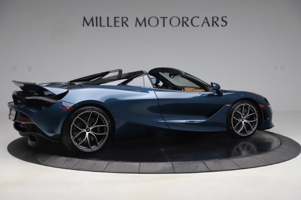 New 2020 McLaren 720S Spider Luxury for sale $380,835 at Bugatti of Greenwich in Greenwich CT 06830 7