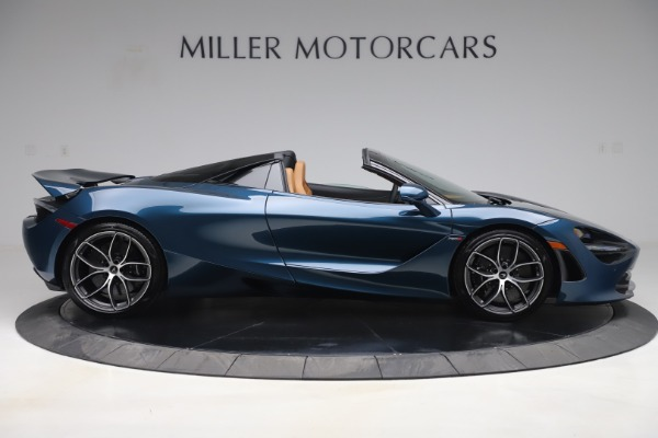 New 2020 McLaren 720S Spider Luxury for sale $380,835 at Bugatti of Greenwich in Greenwich CT 06830 8