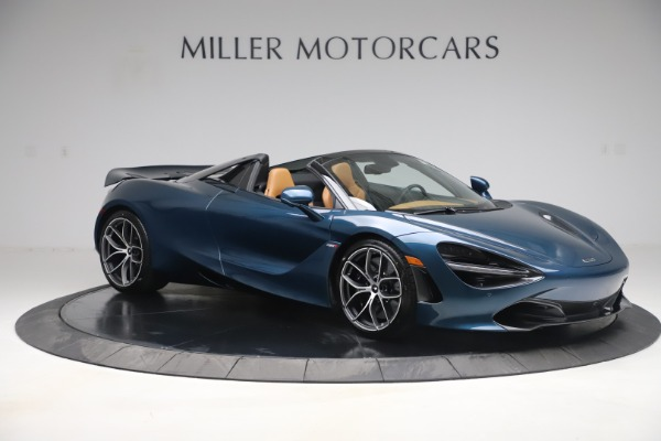 New 2020 McLaren 720S Spider Luxury for sale $380,835 at Bugatti of Greenwich in Greenwich CT 06830 9