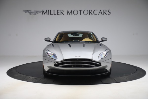 Used 2017 Aston Martin DB11 V12 Coupe for sale Sold at Bugatti of Greenwich in Greenwich CT 06830 11