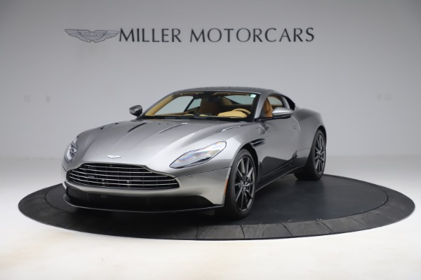 Used 2017 Aston Martin DB11 V12 Coupe for sale Sold at Bugatti of Greenwich in Greenwich CT 06830 12