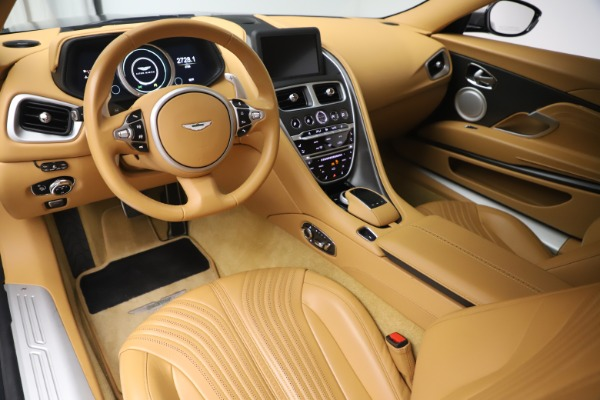 Used 2017 Aston Martin DB11 V12 Coupe for sale Sold at Bugatti of Greenwich in Greenwich CT 06830 14