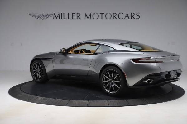 Used 2017 Aston Martin DB11 V12 Coupe for sale Sold at Bugatti of Greenwich in Greenwich CT 06830 3