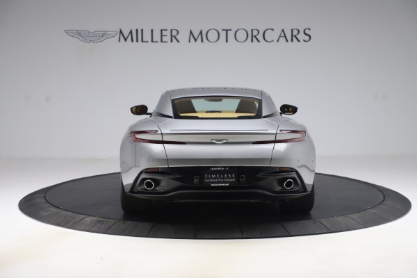 Used 2017 Aston Martin DB11 V12 Coupe for sale Sold at Bugatti of Greenwich in Greenwich CT 06830 5