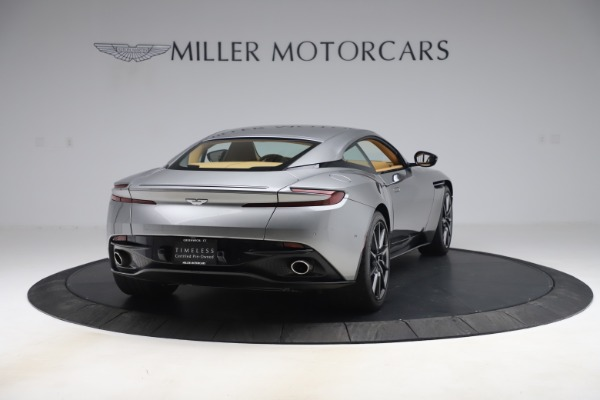 Used 2017 Aston Martin DB11 V12 Coupe for sale Sold at Bugatti of Greenwich in Greenwich CT 06830 6