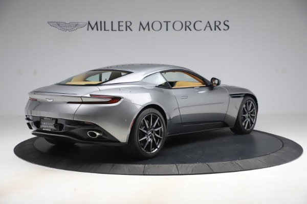Used 2017 Aston Martin DB11 V12 Coupe for sale Sold at Bugatti of Greenwich in Greenwich CT 06830 7