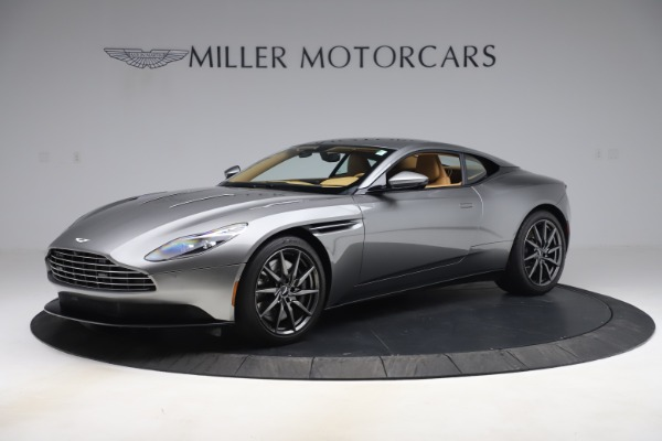 Used 2017 Aston Martin DB11 V12 Coupe for sale Sold at Bugatti of Greenwich in Greenwich CT 06830 1